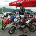 Equipo oficial REBEL MASTER PIT BIKES PORTUGAL