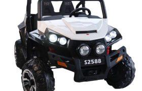 Coche electrico infantil jeep