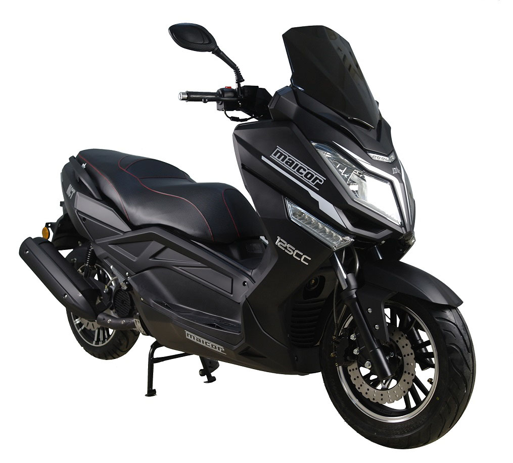malcor maxi scooter mct 125cc la mejor scooter del mercado. Black Bedroom Furniture Sets. Home Design Ideas